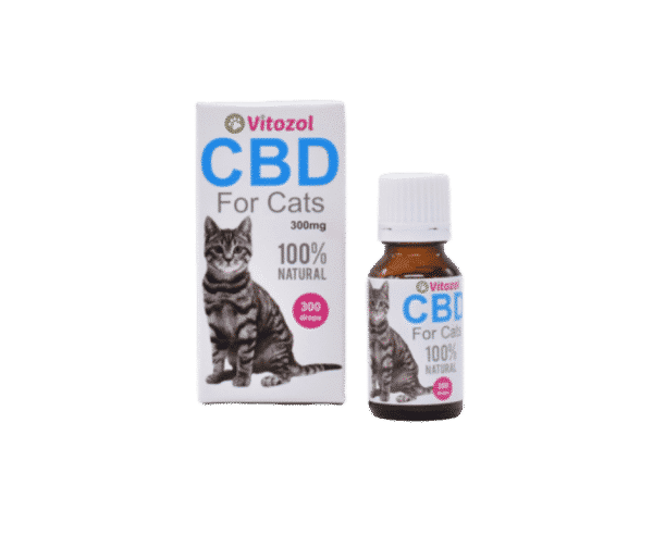 Vitozol CBD oil for cats