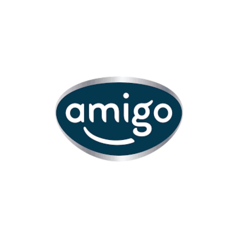 Amigo brand logo