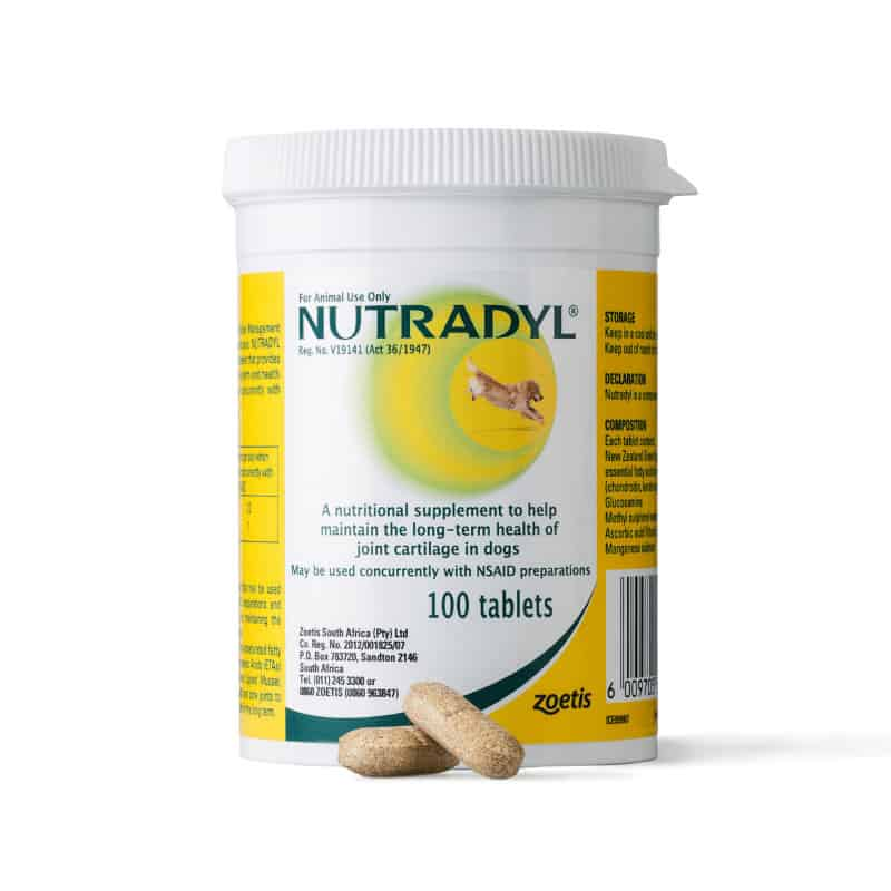 Nutradyl Joint Supplement