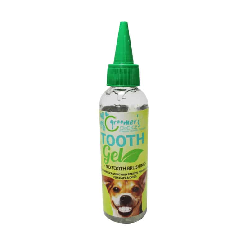 Groomers choice tooth gel