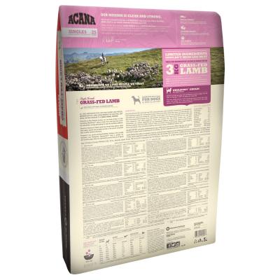 Acana Singles Grass-Fed Lamb Back