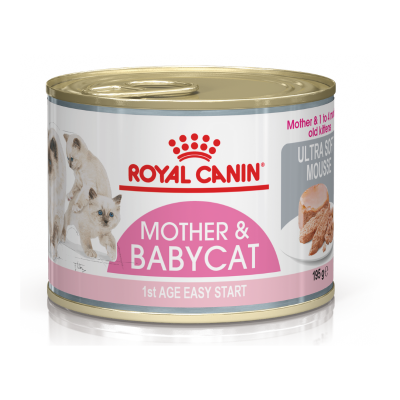 MOTHER & BABYCAT ULTRA SOFT MOUSSE