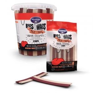 Montego Bags O Wags Bacon Chewies