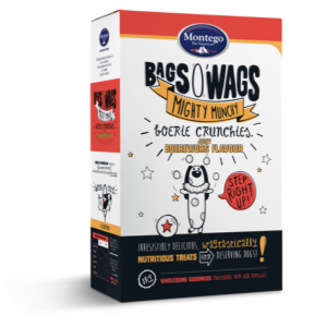 Montego Bags O' Wags Boerie Crunchies
