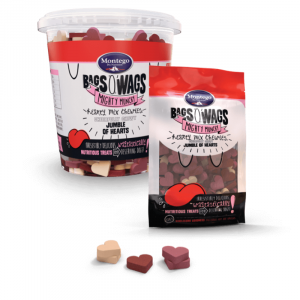 Montego Bags O Wags Hearty Mix Chewies