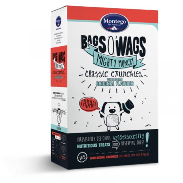 Montego Bags O' Wags Original Crunchies