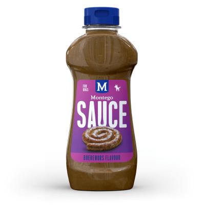 Montego Boerewors Dog Food Sauce