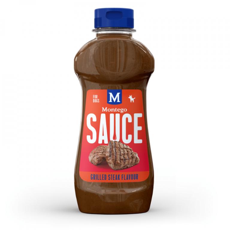 Montego Grilled Steak Dog Food Sauce
