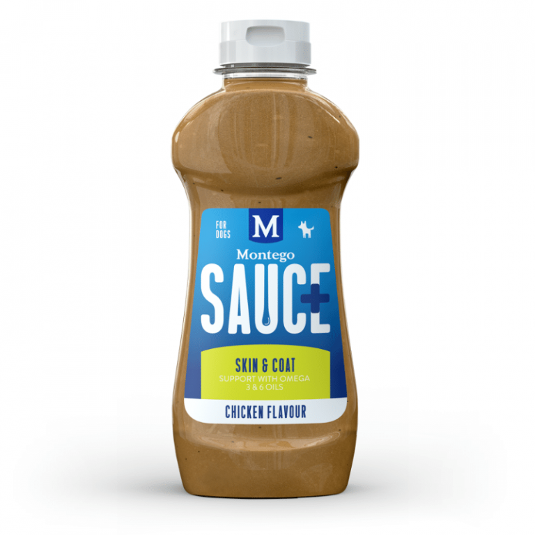 Montego skin and coat sauce