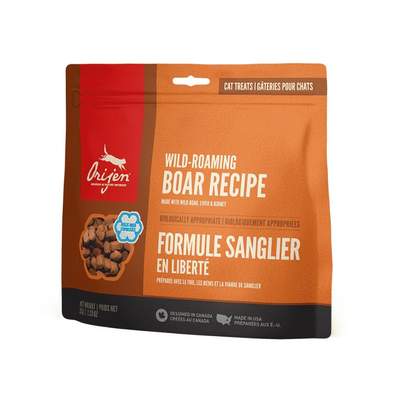 Orijen Wild Roaming Boar Formula Cat Freeze-Dried Treats