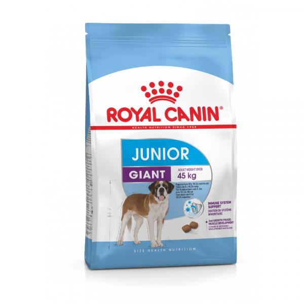 Royal Canin Giant Junior Dog Food