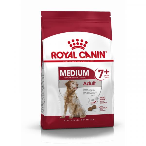 Royal Canin Medium 7+ Adult Dog Food