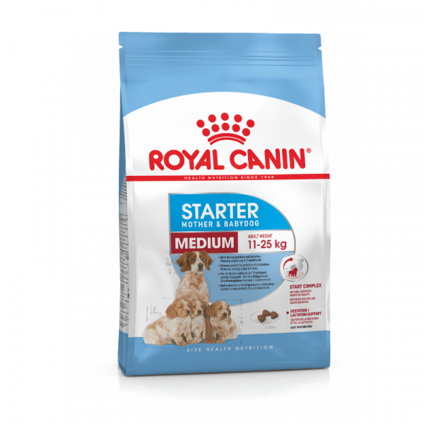 Royal Canin Medium Starter Dog Food