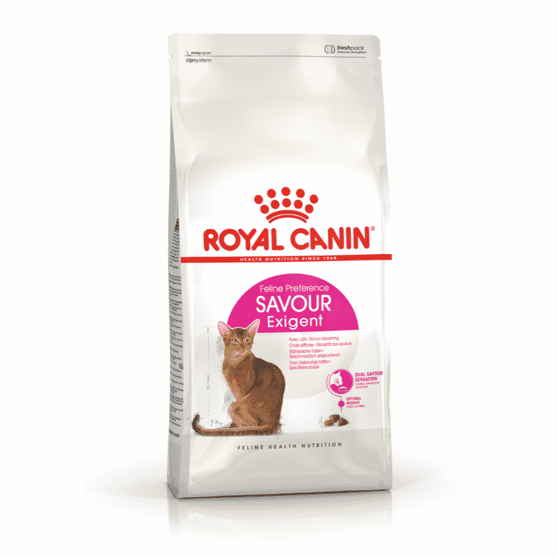 Royal Canin Savour Exigent Cat Food