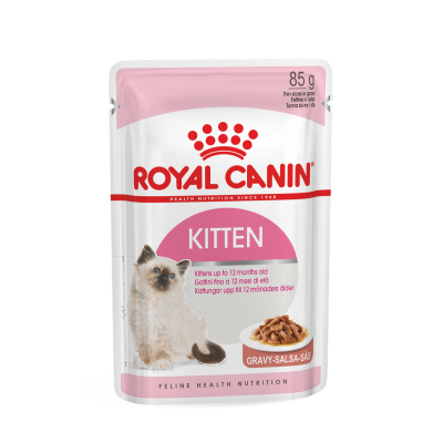 Royal Canin Wet Kitten Instinctive Pouches