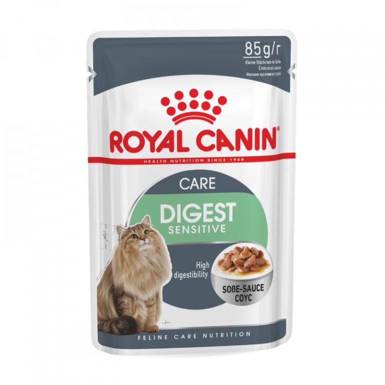 Royal Canin Digest Sensitive Cat Food Pouches