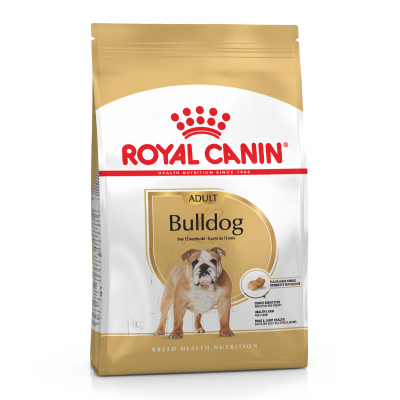 Royal Canin English Bulldog Adult Dog