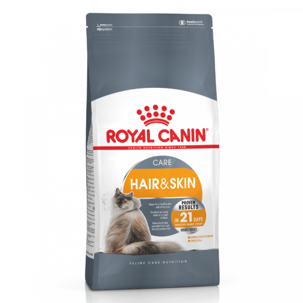 Royal Canin Hair & Skin Care Adult Cat