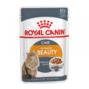 Royal Canin Intense Beauty Cat Food Pouches