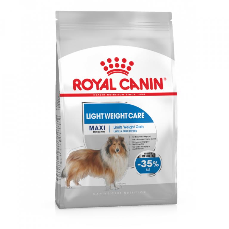 Royal Canin Maxi Light Weight Care Dog