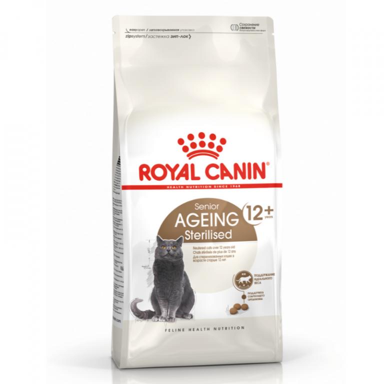Royal Canin Sterilised Ageing 12+ Cat