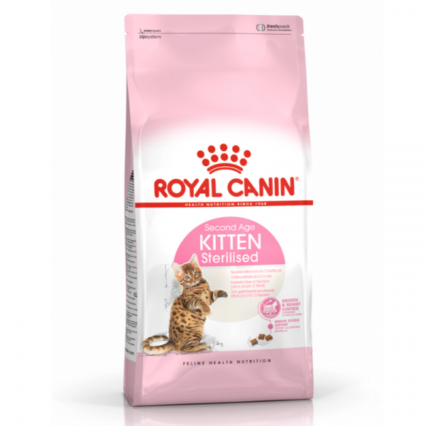 Royal Canin Sterilised Kitten