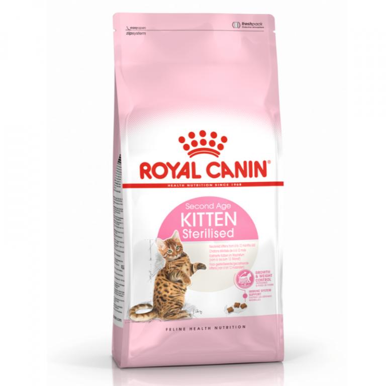 Royal Canin Sterilised Kitten