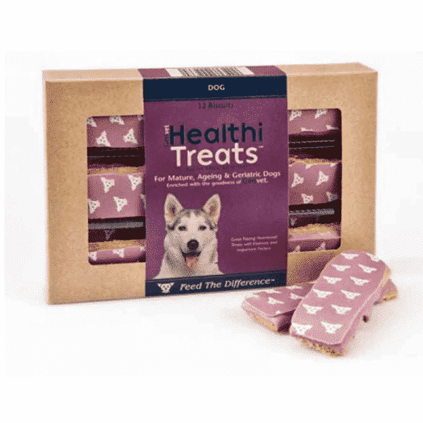 Gerivet Ageing Healthi Dog Treats