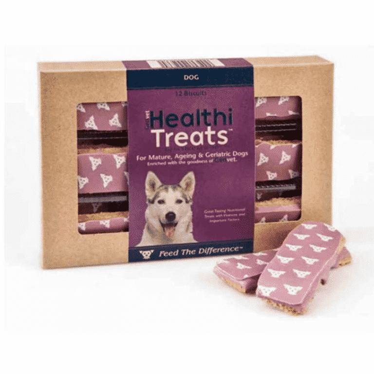 Gerivet Ageing Healthi Dog Treats