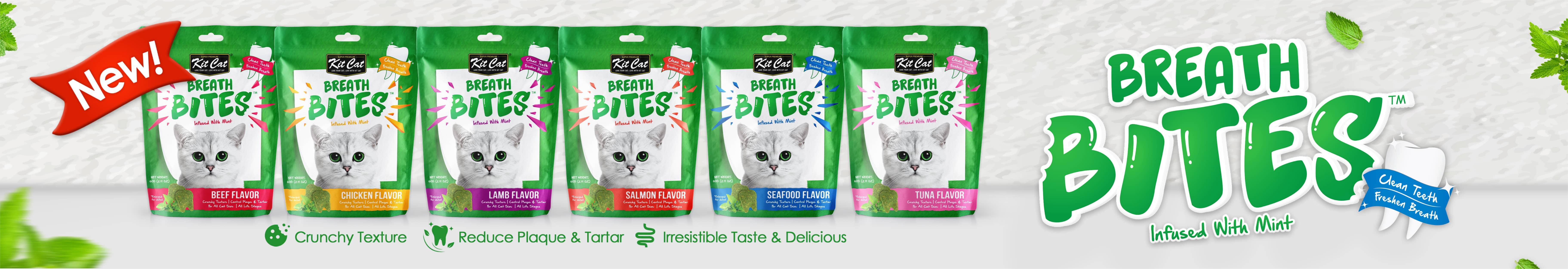 Kit Cat Breath Bites