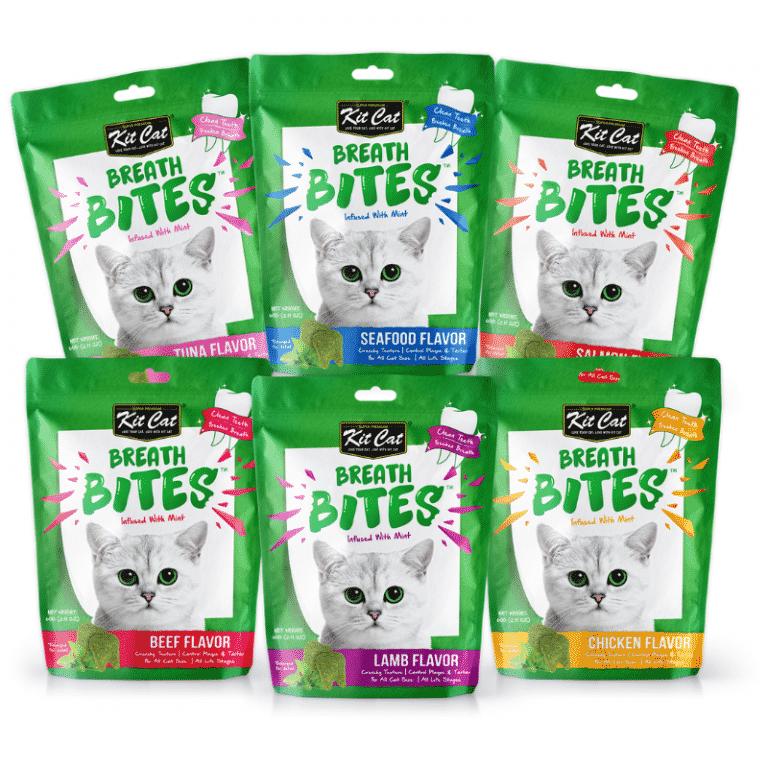 Kit Cat Breath Bites All