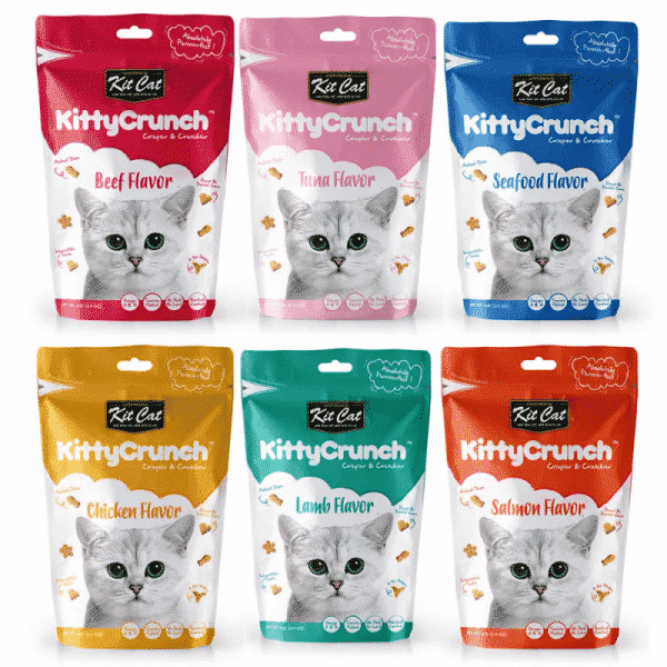 Kit Cat KittyCrunch
