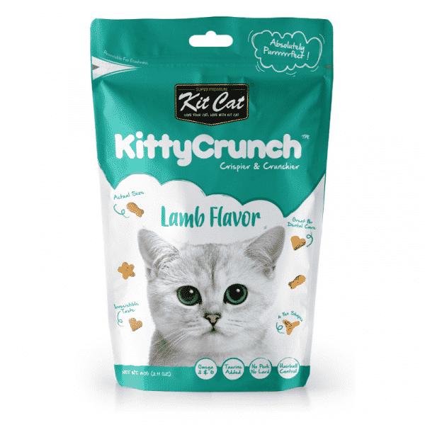 Kit Cat KittyCrunch Lamb