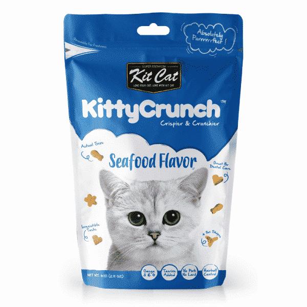 Kit Cat KittyCrunch Seafood