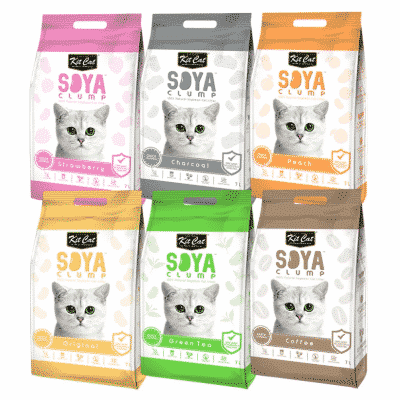 Kit Cat Soya Cat Litter