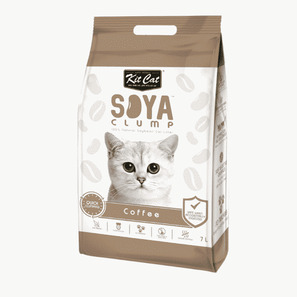 Kit Cat Soya Cat Litter Coffee