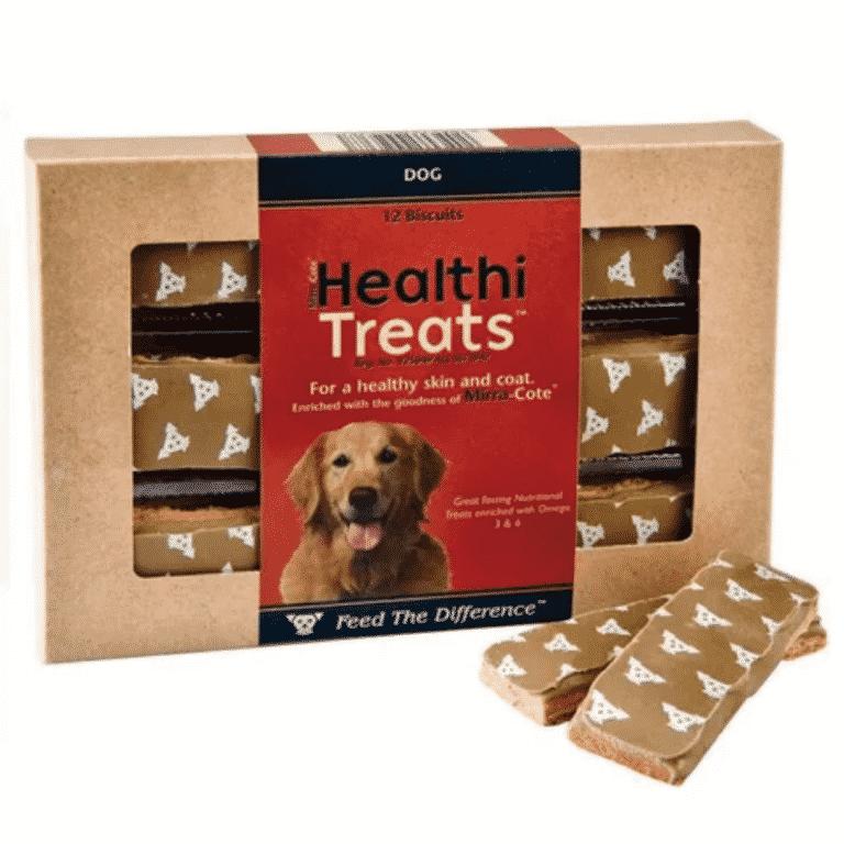 Mirra-Cote Skin HealthiTreat Dog Treats