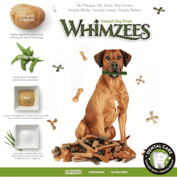 Whimzee ingredients