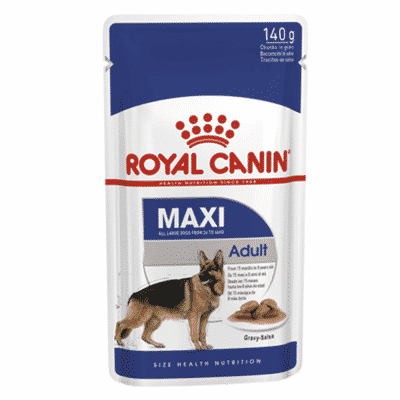 Royal Canin Maxi Adult Wet Food Pouch.png