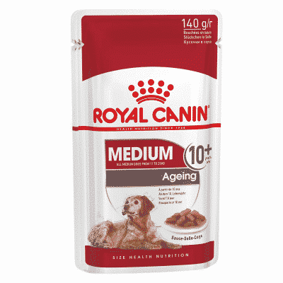 Royal Canin Medium Ageing Wet Food Pouch