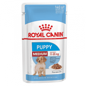 Royal Canin Medium Puppy Wet Food Pouch