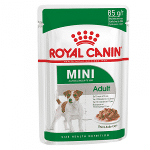 Royal Canin Mini Adult Wet Food Pouch