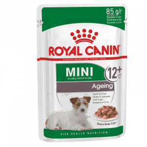 Royal Canin Mini Ageing Wet Food Pouch