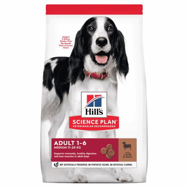 Hills Adult Medium Lamb and Rice