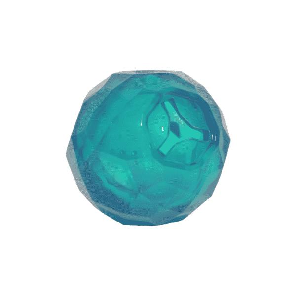 BioSafe™ Puppy Treat Ball blue