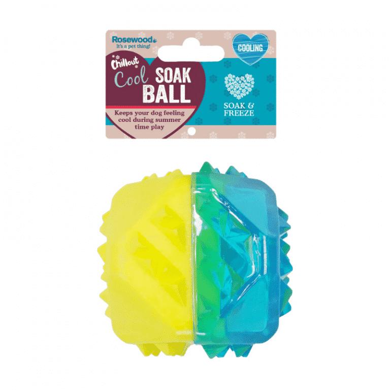 Chillax Cool Soak Ball package