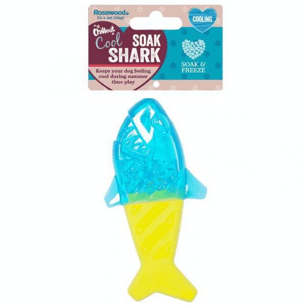 Chillax Cool Soak Shark package