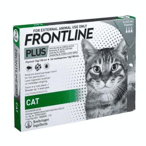Frontline Plus Cat Tick & Flea Treatment