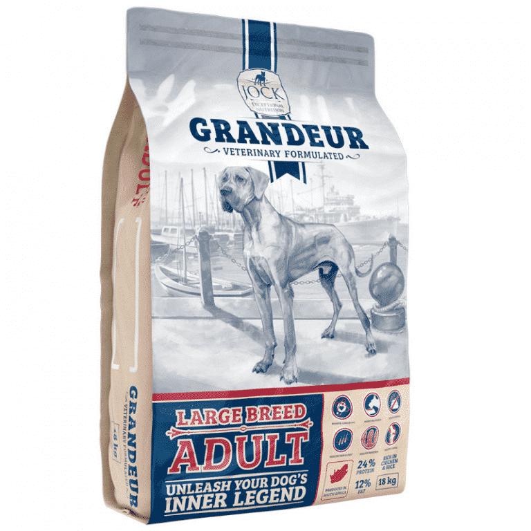 Jock Grandeur Large and Giant Breed Adult