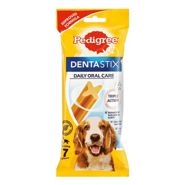 Pedigree Dentastix Treats medium